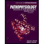 Pathophysiology: Biological and Behavioral Perspectives, Study Guide for Copstead & Banasik