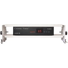 Channel Vision C-0354 (E4200IR) 4-Input Panel Mounted Digital Modulator with Built-In IR Engine and LED Channel Display