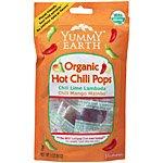 yummy earth chili - Yummy Earth Organic Lollipops Hot Chili (Chili Lime Lambada and Chili Mango Mambo) 3 oz. bag (approximately 15 count)