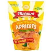 Mariani Mediterranean Apricots, 16 Oz (Pack of 2)