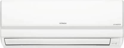 Hitachi 1 Ton 4 Star Split Inverter AC - White (RSF/ESF/CSF-412HBEA, Copper Condenser)