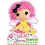 Lalaloopsy Save the Date Invitations w/ Envelopes & Seals (8ct) -