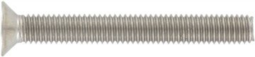 (2000pcs) DIN 965 M5X12 Cross Recessed Countersunk Head Screws A2 Stainless Steel, Ships FREE in USA by Aspen Fasteners, ASSP096525-12