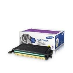 6200 Compatible Toner - Samsung CLP-Y660A/SEE 2K Yield Yellow Toner for CLP-610ND/CLP-660ND/CLX-6200FX/CLX-6210FX/CLX-6240FX