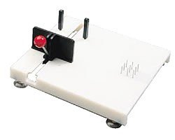 ETAC Deluxe One-Handed Food Prep Paring and Cutting Board, 12x11 inch