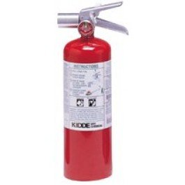 Fire Extinguisher Wall ProPlus Halotron