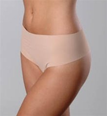 Commando High Rise Thong, S/M, True Nude