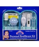 Baby King 7-Piece Healthcare Kit - mint, one size