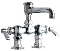 Chicago Faucets 772-L5VBCP Service Sink Faucet by Chicago