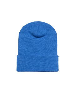 Yupoong Cuffed Knit Cap_carolina blue_One Size