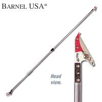 Barnel® Ultra Reach® Telescopic Pole Pruner with Saw by Barnel