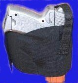 New-Pistol-Concealed-Ankle-Holster-Black