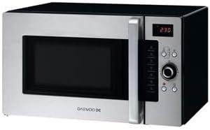 DAEWOO GAMA BLANCA Daewoo KOC-9Q4T Encimera 28L 1400W Plata microondas