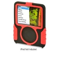 - Griffin Silicone case for ipod nano with video