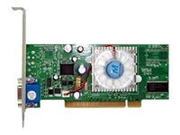 Jaton Video 118PCI-32DDR - Graphics adapter - GF2 MX 400 - PCI - 32 MB DDR NVIDIA GEFORCE2 MX400 PCI 32MB DDR VIDADPT Manufacturer Part Number VIDEO-118PCI-32DDR