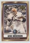 Gene Hickerson (Football Card) 2007 Topps - Hall of Fame #HOF-GH (Hall Of Fame Topps 2007)