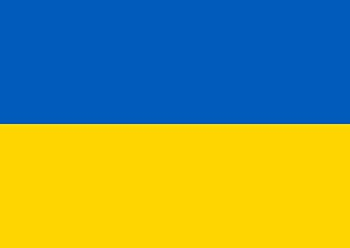 (Toland Home Garden Country/National Flag of Ukraine 28 by 40