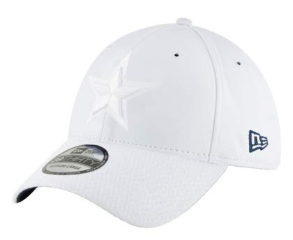 the best attitude 9bf4b 1320a Image Unavailable. Image not available for. Color  Dallas Cowboys New Era  Fashion Sideline Home Color Rush 39Thirty Cap