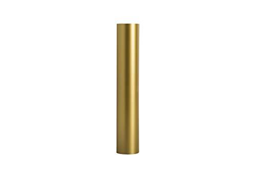 Cricut Premium Vinyl - Removable, 12 x 180 Adhesive Decal Bulk Roll - Gold