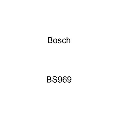 Bosch BS969 Blue Drum Parking Brake Shoe Set