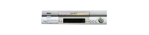 Victor S-VHSカセットレコーダー HR-V650 B004QSWCOE