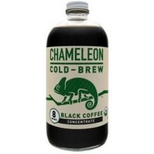 Chameleon Cold Brew Organic Black Coffee Concentrate, 32 Fluid Ounce -- 6 per case. by Chameleon Cold Brew