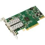 Solarflare Communications Inc Flareon Ultra Dual-Port 10GbE PCIe 3.0 Server I/O Adapter SFN7122F by SOLARFLARE COMMUNICATIONS