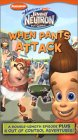 DVD : Jimmy Neutron - When Pants Attack [VHS]