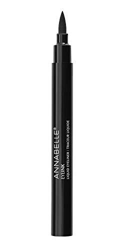 Annabelle EyeInk Liquid Eyeliner, Black, 0.05 fl oz