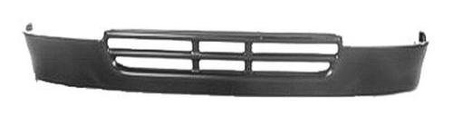 (CPP Black Front Air Dam Deflector Valance Apron for 89-91 Toyota Pickup TO1095164)