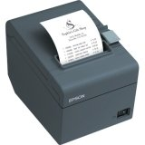 Epson ReadyPrint T20 Direct Thermal Printer – Monochrome – Desktop – Receipt Print, Office Central