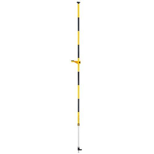 10.2 cm Dewalt DE0882-XJ Puntal techo a suelo para soporte l/áser 1//4