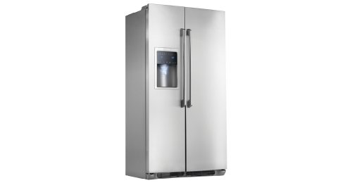 Electrolux EI23CS35KS 22.7 Cu. Ft. Counter-Depth Side-by-Side Refrigerator Stainless Steel