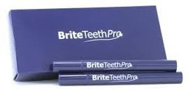 Smilebriter Teeth Whitening Gel Pens, 60 Day Supply (2) :: No PEG, PPG, Artificial Flavors, or GMOs...