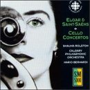 Cello Concertos of Elgar & Sai