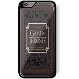 cover book game of thrones for iPhone 6 Plus/6s Plus Black Case