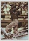 Orlando Arcia (Baseball Card) 2017 Topps Chrome - [Base] - Sepia Refractor ()