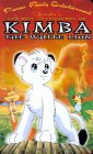 The New Adventures of Kimba The White Lion - Successor of Legend [VHS]