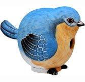 Songbird Essentials SE3880058 Bluebird Gord-O Birdhouse (Set of 1)