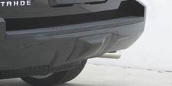 Chevy Tahoe Trailer Hitch (Street Scene 950-01005 Hitch Cover Trim)