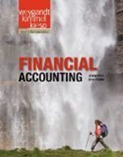 Financial accounting jerry j weygandt paul d kimmel donald e financial accounting 8th edition by weygandt jerry j kieso donald e fandeluxe Choice Image