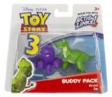 Stretch & Rex: Toy Story 3 Action Links Mini-Figure Buddy Pack