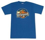 Rockhounds Minor League T-shirt - Minor League Baseball Midland Rockhounds T-Shirt (Adult Medium)