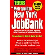 the metropolitan new york jobbank 1998 jobbank series