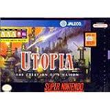 Utopia: The Creation of a Nation - Nintendo Super NES