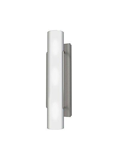 Series Vertical Vanity Light - Kendal VF6900-3L-SN NEXTRA Series 3 Light Vertical Bath Light, Satin Nickel