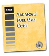 2006 Arkansas Fuel Gas Code