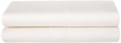 - Calvin Klein Home Studio Florence Stitch Standard Pillowcase, White