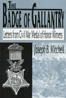 The Badge of Gallantry, Joseph B. Mitchell, 1572490934