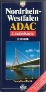 ADAC Karte Plano Nordrhein Westfalen